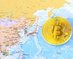 仮想通貨を海外へ